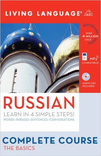 Complete Russian: The Basics (Book and CD Set): Includes Coursebook, 4 Audio CDs, and Learner's Dictionary (Complete Basic Courses)