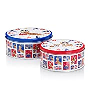 2 Coronation Cake Tins