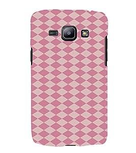 PrintVisa Illusion Art Pattern 3D Hard Polycarbonate Designer Back Case Cover for Samsung Galaxy J1 (2016 Edition)