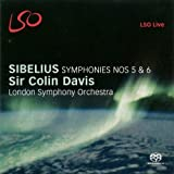 London Symphony Orchestra Sibelius: Symphonies Nos. 5 & 6 (LSO/Davis) [SACD]