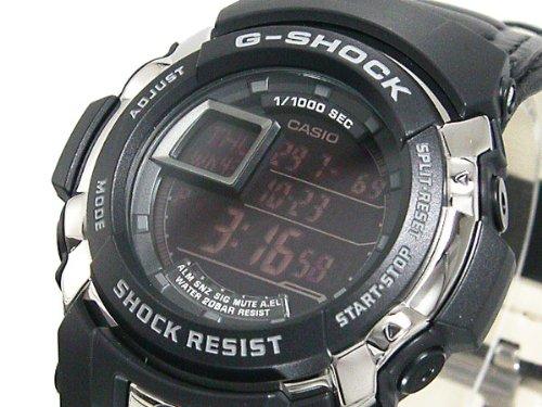 Casio CASIO G shock g-shock L/X El / cross-watch G 7700BL-1 [parallel import goods]
