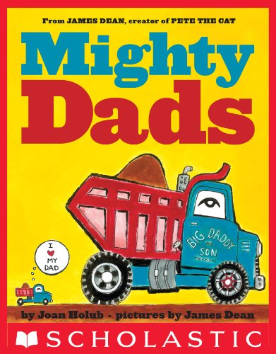 Mighty Dads book | Ms. Mary Mack
