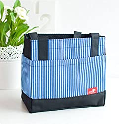 Thermal Lunch Box Bag - ROYAL Blue