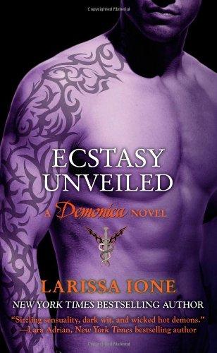 Image of Ecstasy Unveiled (Demonica, Book 4)