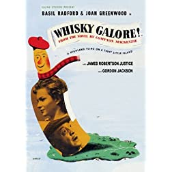 Whiskey Galore! (aka Tight Little Island)(1949)