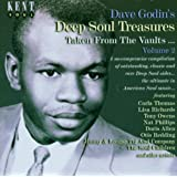 Dave Godin's Deep Soul Treasures Vol.2: Taken from the Vaults