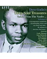 Dave Godin's Deep Soul Treasures Taken From The Vault Vol. 2