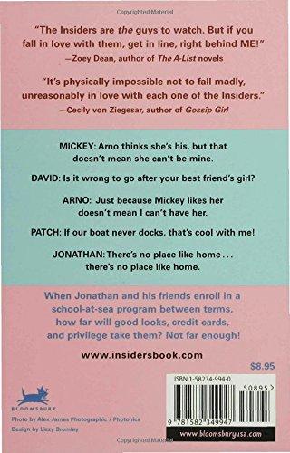 Take It Off: An Insiders Novel (Inside Girl)
