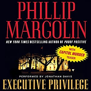 Executive Privilege Audiobook