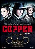 Copper - Season 1 - (Region 2)