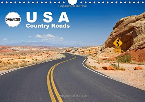 usa-country-roads-wall-calendar-2017-din-a4-landscape-lonely-trips-in-north-america-birthday-calenda