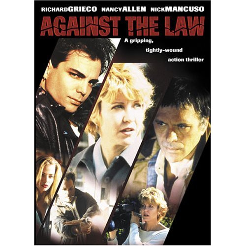 DVD : Against The Law (Full Frame)