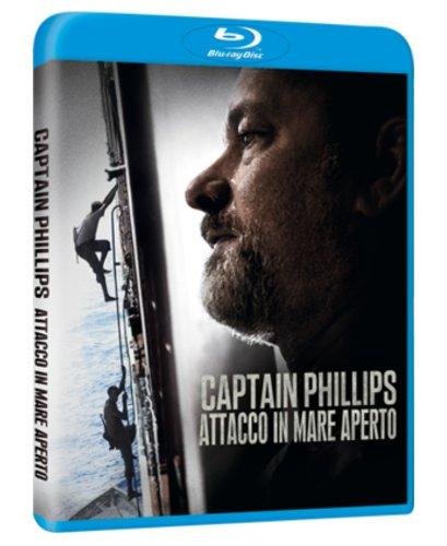 Captain Phillips - Attacco in mare aperto [Italia] [Blu-ray]