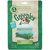 Greenies Hip & Joint Care Canine Oral Dental Chews Treats Pack for Dogs Teenie