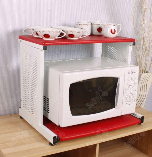 Meuble de cuisine rangement meuble de rangement cuisine - Petit meuble micro onde ...