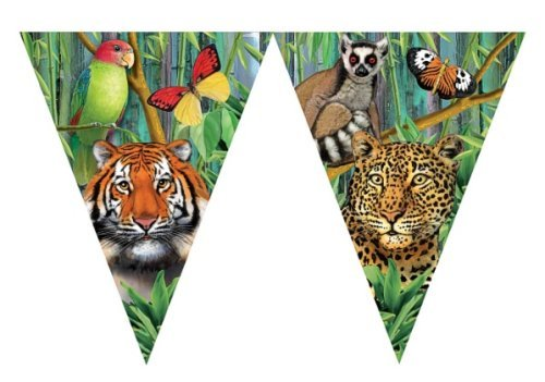 Animal Flag Banner