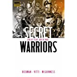 Secret Warriors 2: God of Fear, God of Warpar Jonathan Hickman