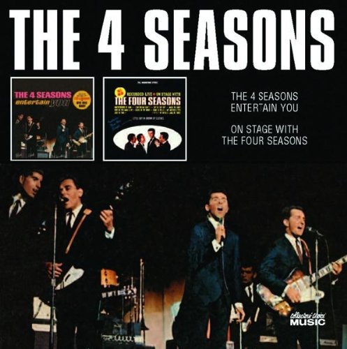 The Four Seasons - The 4 Seasons Entertain You - Zortam Music