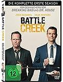 DVD Cover 'Battle Creek - Die komplette erste Season [3 DVDs]