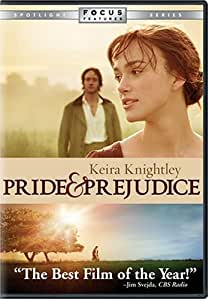 Pride & Prejudice (Widescreen) (Version française)