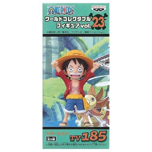 ONE PIECE ワンピース ワールドコレクタブルフィギュア vol.23 TV185 モンキー・D・ルフィ