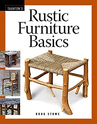 Rustic Furniture Basics from Taunton Press