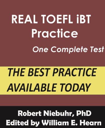 Free TOEFL Practice Tests - TOEFL Test - Test-Guidecom