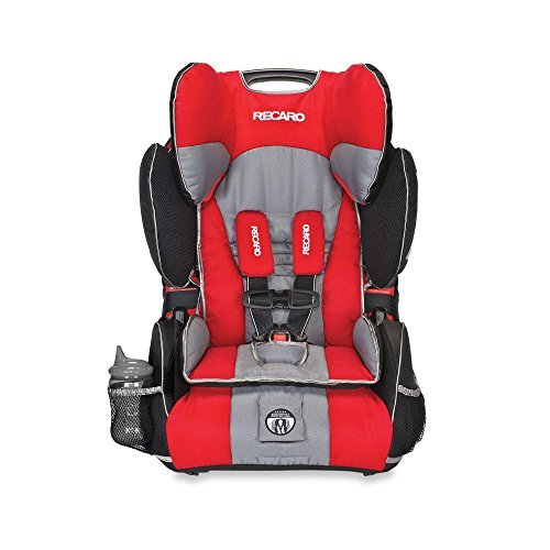 recaro performance sport booster car seat in red baby shop. Black Bedroom Furniture Sets. Home Design Ideas