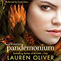 Pandemonium (       UNABRIDGED) by Lauren Oliver Narrated by Sarah Drew