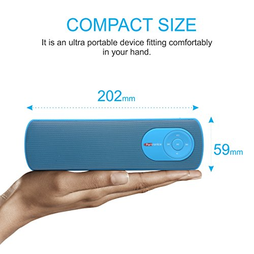 Portable Speaker Pure Sound POR 107