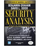 Security Analysis: Foreword by Warren Buffett (6th Edition)