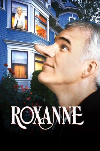 Amazon.com: Roxanne: Steve Martin, Daryl Hannah, Shelley