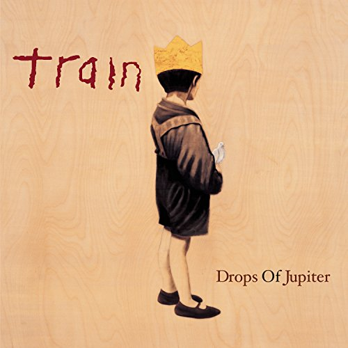 CD : Train - Drops of Jupiter (CD)