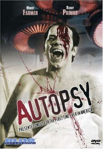 Cover art for  Autopsy (1975)