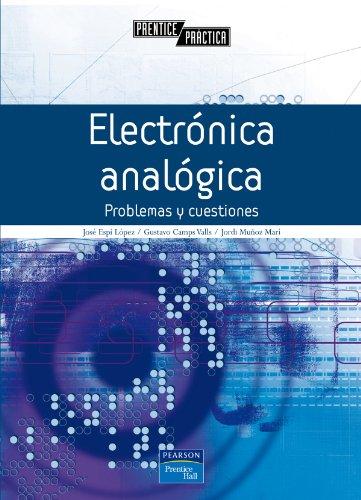 PROBLEMAS DE ELECTRONICA ANALOGICA