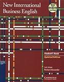 New International Business English (052153173X) by Jones Leo/ Alexander Richard
