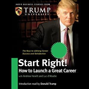 Start Right! How to Launch a Great Career Audiobook