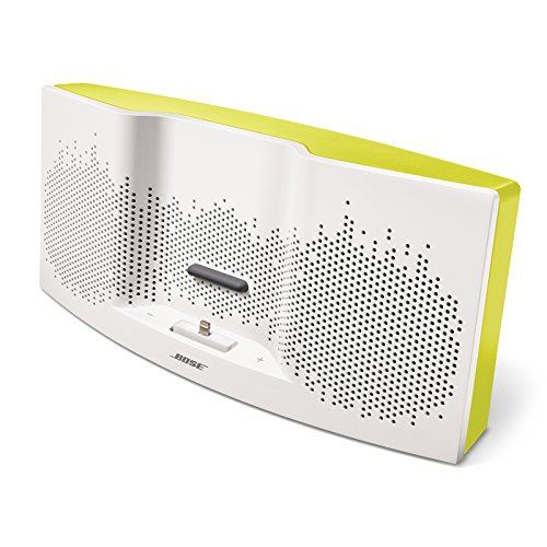 bose sounddock xt speaker white yellow cheap wireless. Black Bedroom Furniture Sets. Home Design Ideas