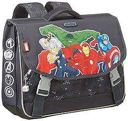 Disney by Samsonite Cartable Marvel Wonder pour Ecole M 18,5 L Multicolore (Avengers Assemble) 62301-4403