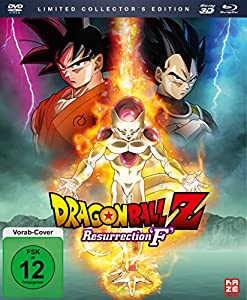 Dragonball Z: Resurrection 'F' - Limited Collector's Edition (DVD, Blu-ray & 3D-Blu-ray) [Limited Edition]