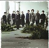 Hey! Say! JUMP Give Me Love 初回限定盤 CD+DVD
