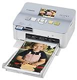 Canon Selphy CP780 Silver Compact Photo Printer