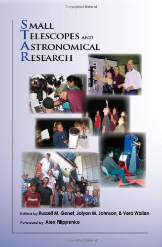 Small Telescopes and Astronomical Research (The Astronomy Series, 1st)