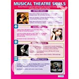Musical Theatre Skills Drama Educational Wall ChartPoster in laminated paper A1 850mm x 594mm