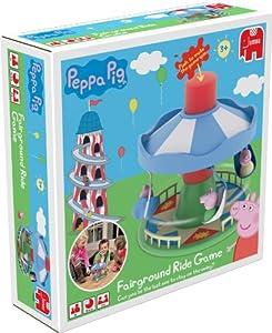 Peppa Pig - Tiovivo de juguete con diseño de Peppa Pig