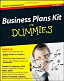 img - for Business Plans Kit For Dummies book / textbook / text book