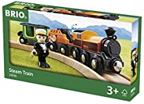 Brio Steam Train