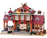"Lemax Harvest Crossing Village ""Union Station"" Building #75544"