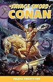 Savage Sword of Conan Volume 22