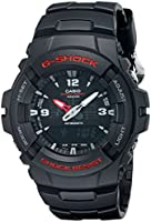Casio G-SHOCK G-100-1BVMES - Orologio da uomo